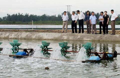 Lộc Hà: Công bố sản phẩm chủ lực và chính sách khuyến khích phát triển nông nghiệp, nông thôn