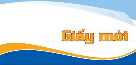 Giấy mời 268/GM-UBND Đi kiểm tra các mô hình sản xuất trong xây dựng NTM, việc thực hiện kế hoạch làm GTNT, TLNĐ và làm việc với huyện Hương Khê