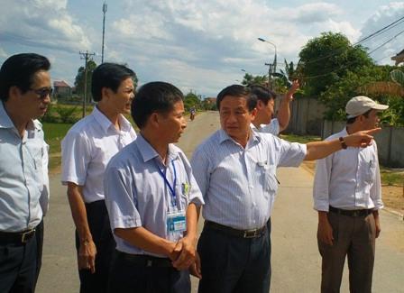 Thiên Lộc: Cần tập trung chỉ đạo, phấn đấu về đích xây dựng NTM cuối năm 2012
